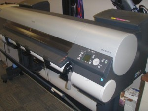 Photo printer, Ultra high resolution art printer