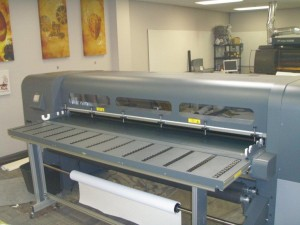 "Grand Format 97"" wide print area to flat boards"